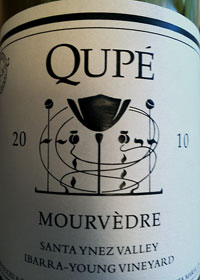 2010-Qupe-Mourvedre