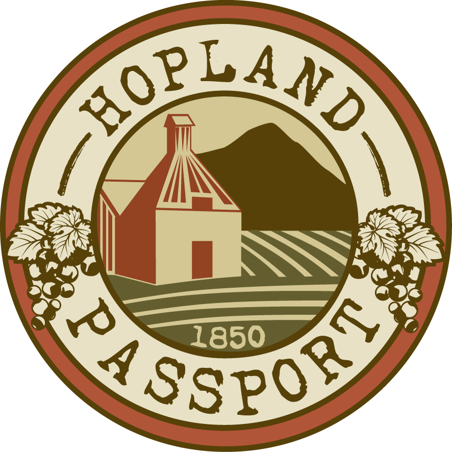 Hopland Passport Logo