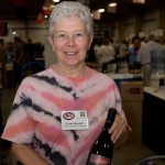 Carole Meredith - Vintners Hall of Fame inductee and proprietor of Lagier-Meredith, Mt. Veeder