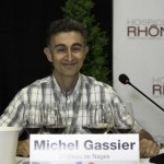 Michel Gassier of Chateau de Nages - Michel Gassier discussed the wines from Costieres de Nimes
