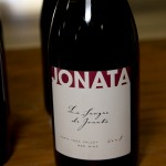 2008 Jonata La Sangre de Jonata - Excellent wine as was the 2007