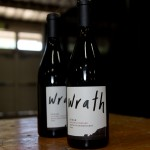 2008 Wrath Syrah Doctors Vineyard SLH - I was definitely feeling the Wrath.