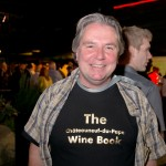 Harry Karis - Harry Karis didn't just get the t-shirt, he wrote the book! (The Chateauneuf du Pape Wine Book)