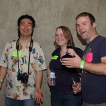 Anthony Kim (Redwood Room), Brandy Jones & Wolfgang Weber (Wine & Spirits Magazine, Spume)