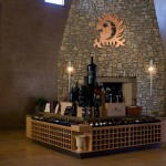 Vina Robles fireplace -